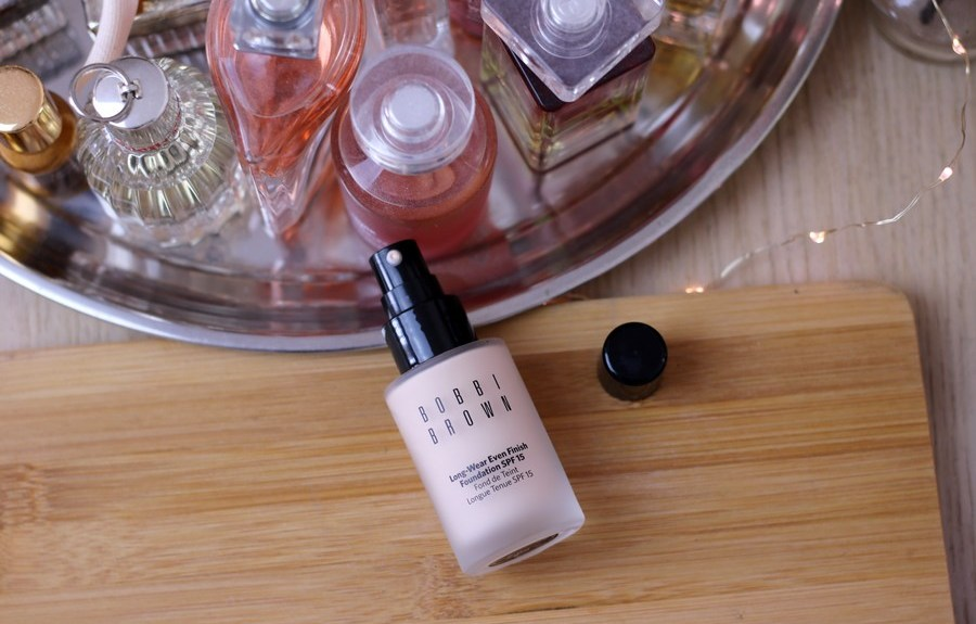 Re-Review: The Amazing Bobbi Brown Long Lasting Even Finish Foundation
