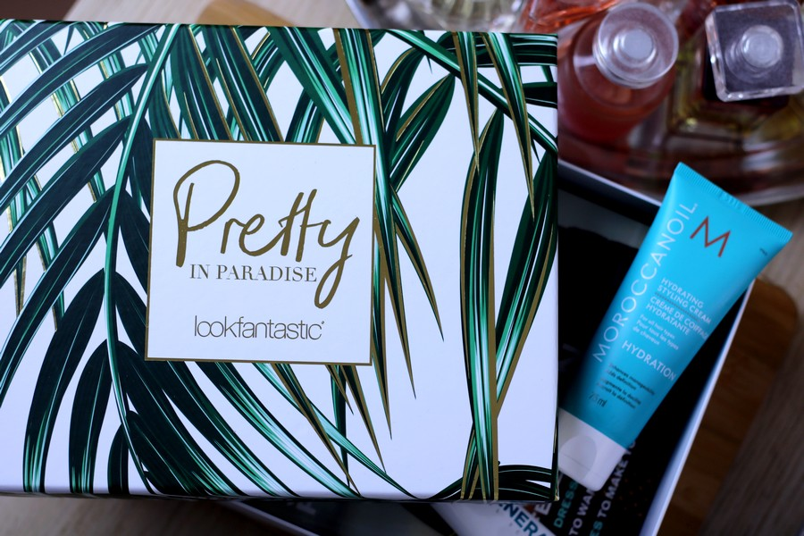 LF Beauty Box July: Pretty In Paradise