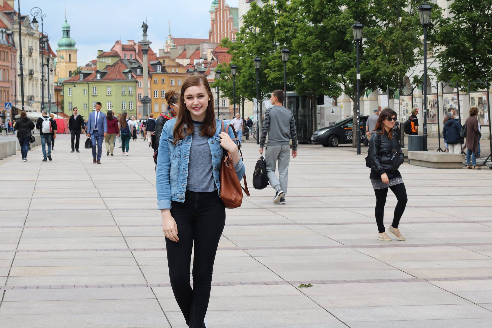 Travel Diary: I Went To Warsaw!