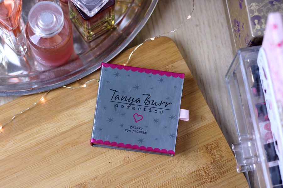 Tanya Burr Galaxy Eyeshadow Palette