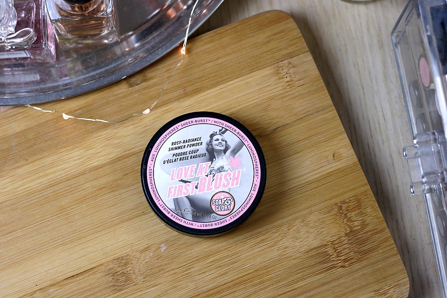 Fall In Love With The Soap & Glory Love At First Blush