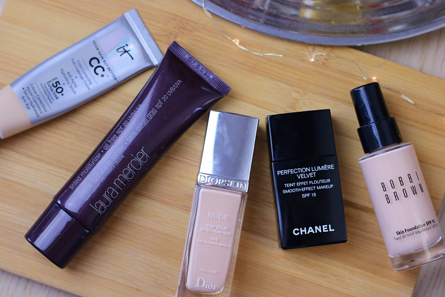 The Foundation Diaries: My Top 5 Foundations Of All Time!