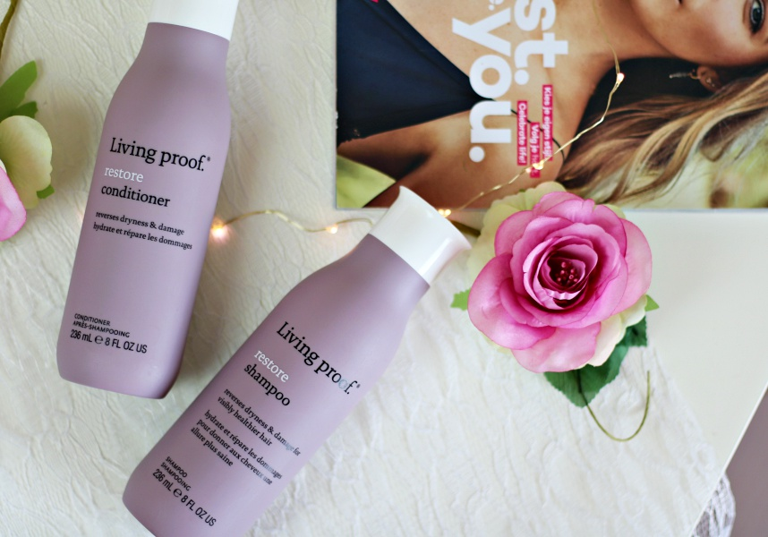 Living Proof Restore Shampoo And Conditioner: Worth The Splurge?!