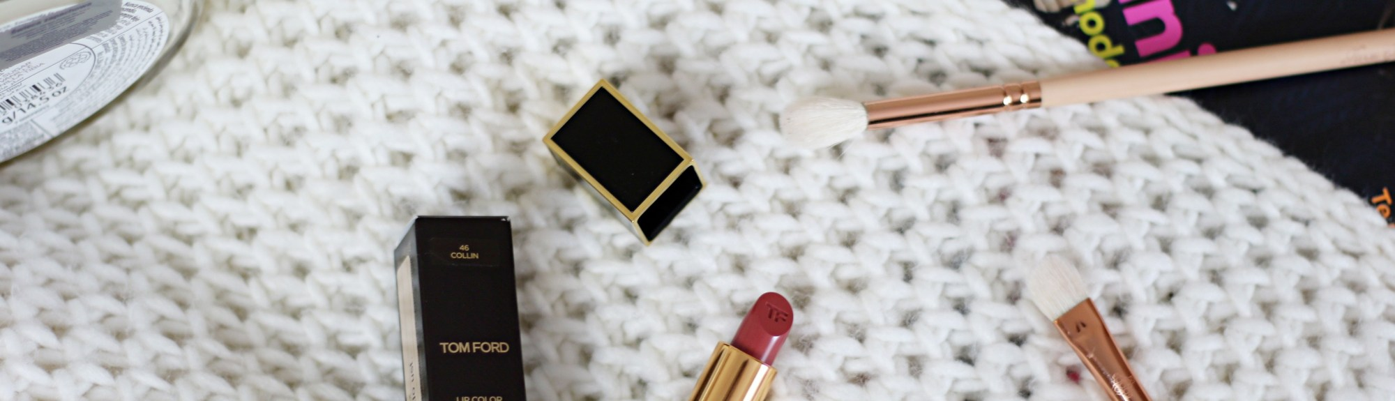 The Perfect Everyday Lip: Tom Ford Lips & Boys Lipstick in Collin