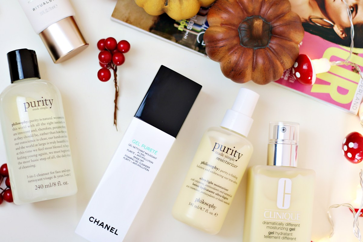 How I Change Up My Skincare For Autumn