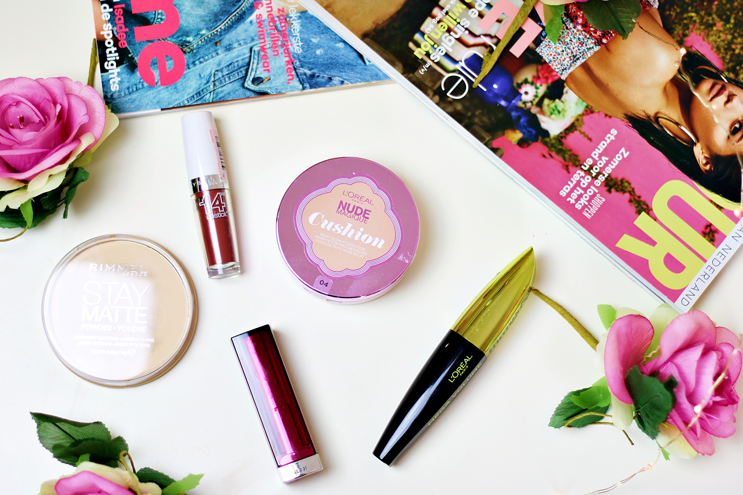 Multi-Review: Maybelline, L'Oreal & Rimmel Goodies!