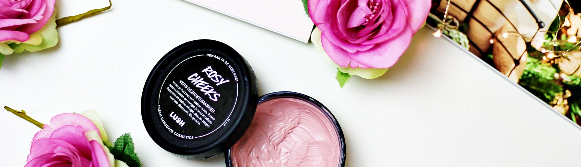 Lush Rosy Cheeks Fresh Face Mask