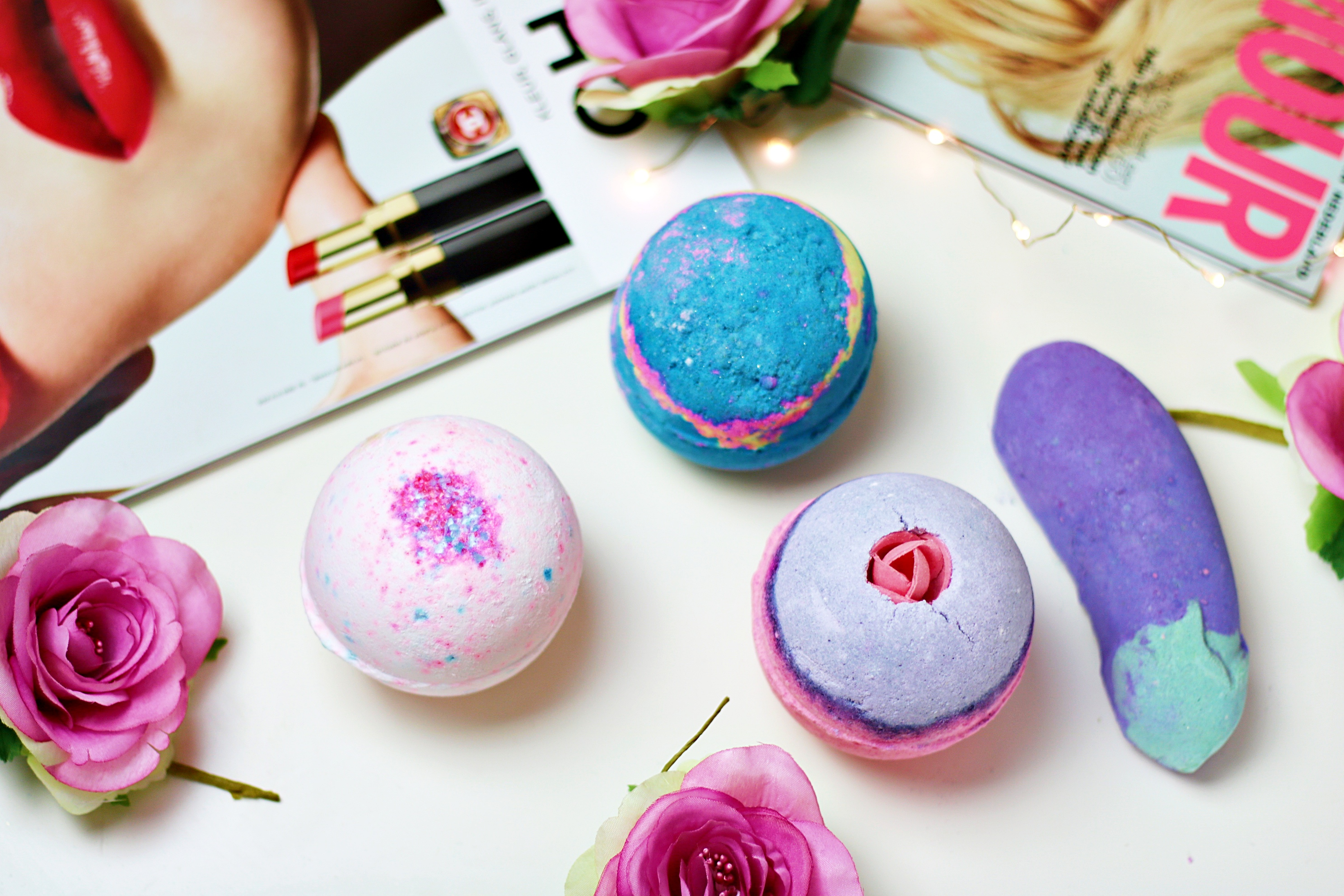 My Top 5 Lush Bath Bombs