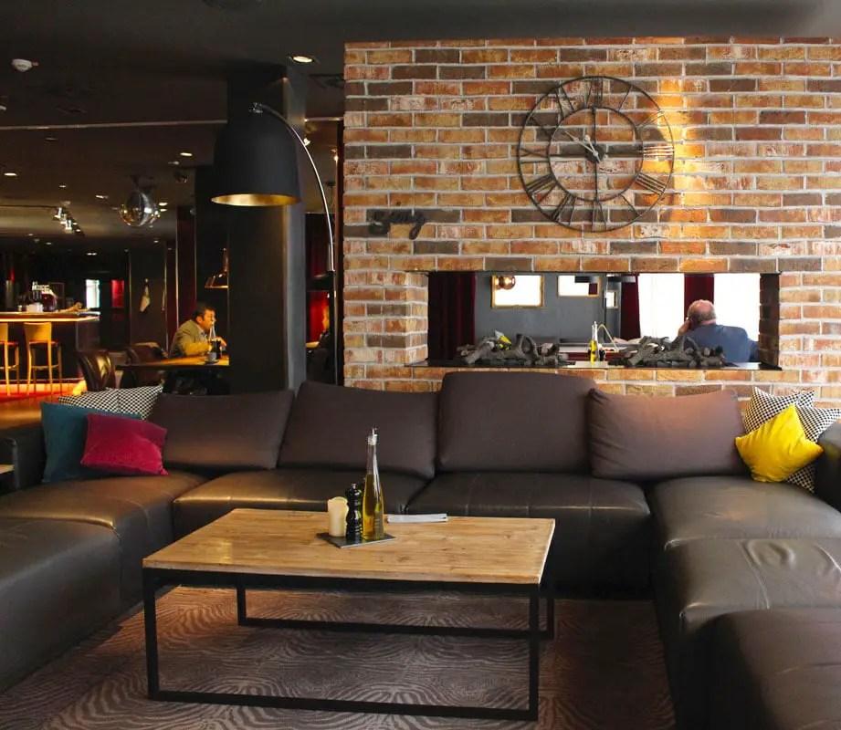 Kamin Braunschweig pentahotel braunschweig hoteltipp deutschland niedersachsen lobby