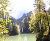 Rappenlochschlucht in Dornbirn<br/>Reisetipp im Vorarlberg