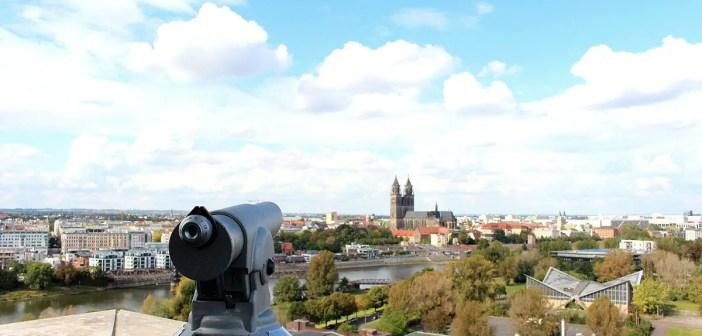 Was muss man in Magdeburg gesehen haben?