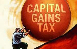 How to avoid capital gains on PPR