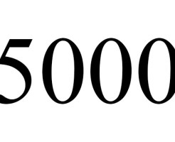 angel number 5000