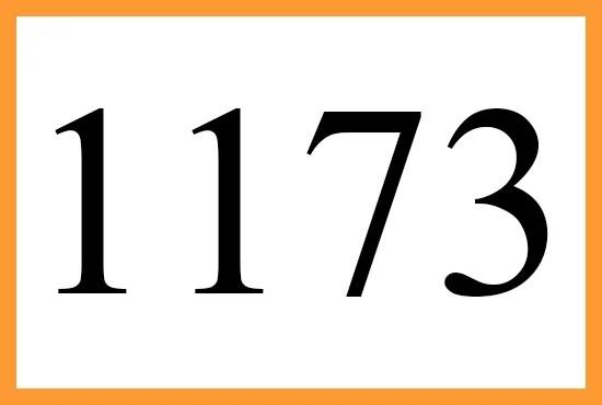 angelnumber1173