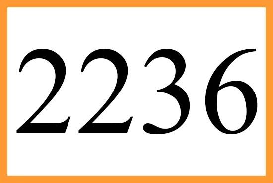angelnumber2236