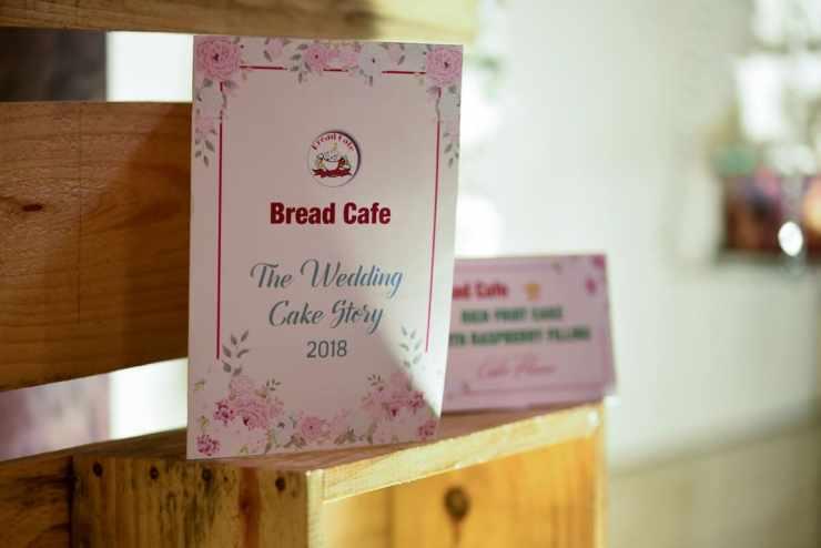 The Wedding Cake Story