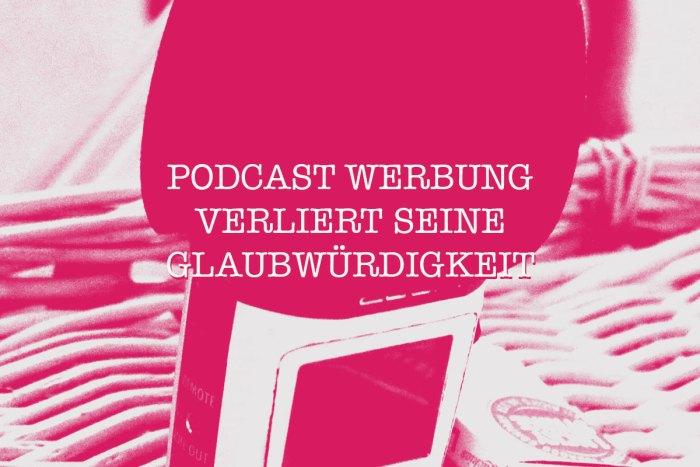Podcastwerbung