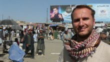 Kabul - Pol-e-Kristi