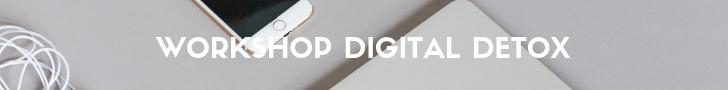 Claim je tijd terug door een workshop digital detox met j collega's. Niet altijd maar appen, mailen of achter je scherm, maak weer tijd voor jezelf en elkaar met deze interactieve en dynamische workshop Digital Detox.