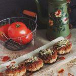 Kotlety mielone z suszonymi pomidorami, fotograf kulinarny śląsk