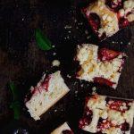 Wegańskie ciasto drożdżowe ze śliwkami