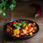 Chili con carne danie jednogarnkowe
