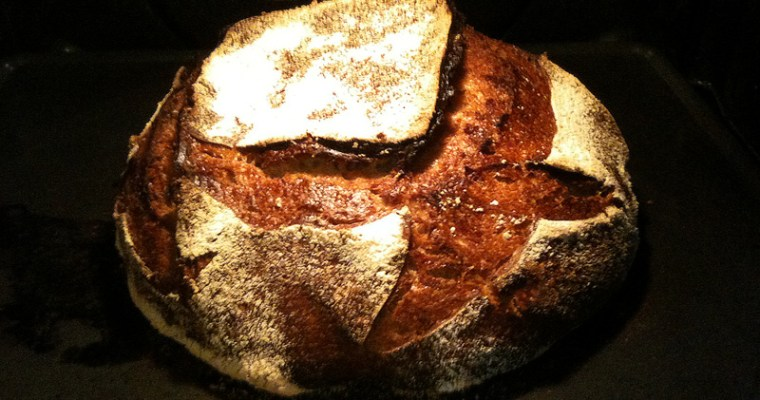 Votre premier pain au levain
