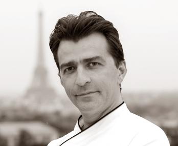 Terroirs, réflexions d'un cuisinier, de Yannick Alléno et moi-même