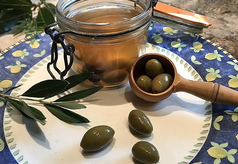 C'est la saison des olives