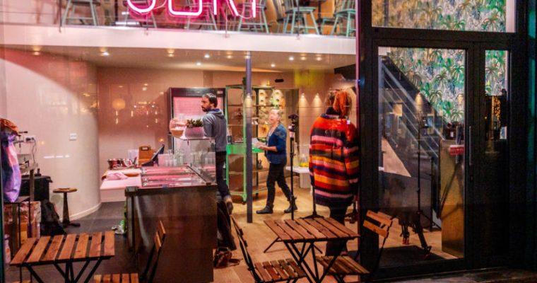 Sūri Restaurant & Deli est ouvert !