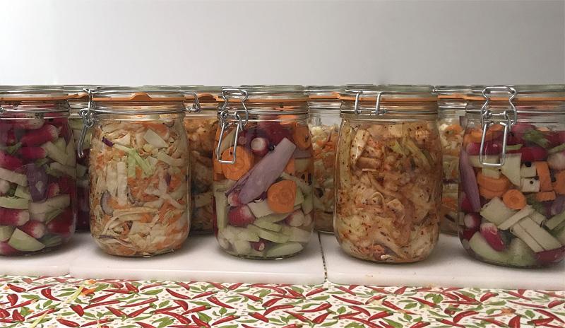 Venez apprendre la fermentation !