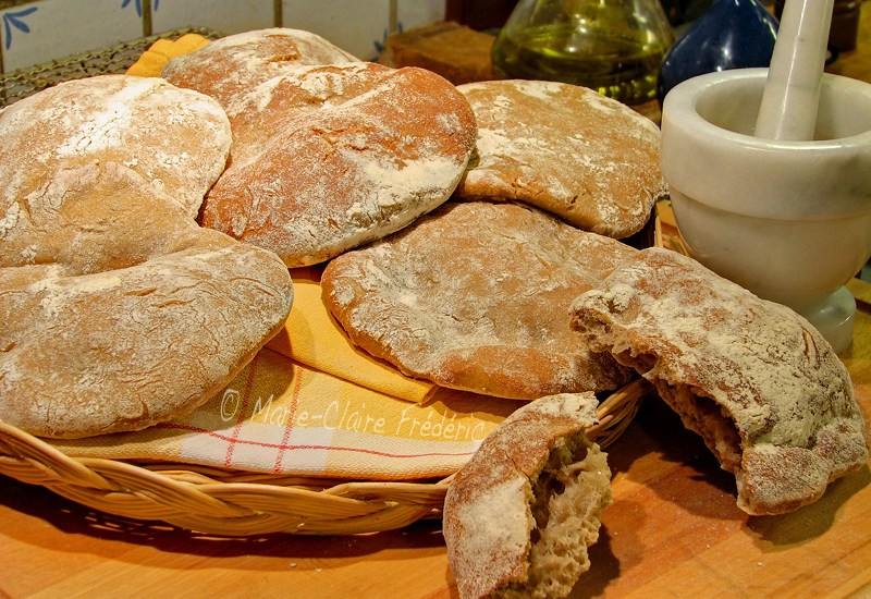 Vinschger paarl, pain des Alpes