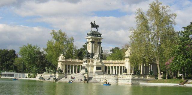 Retiro - Madrid