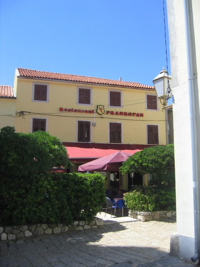 Restaurant Frankopan