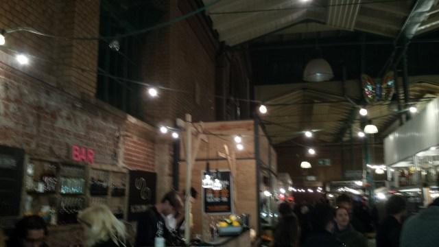 Markt Halle Bar