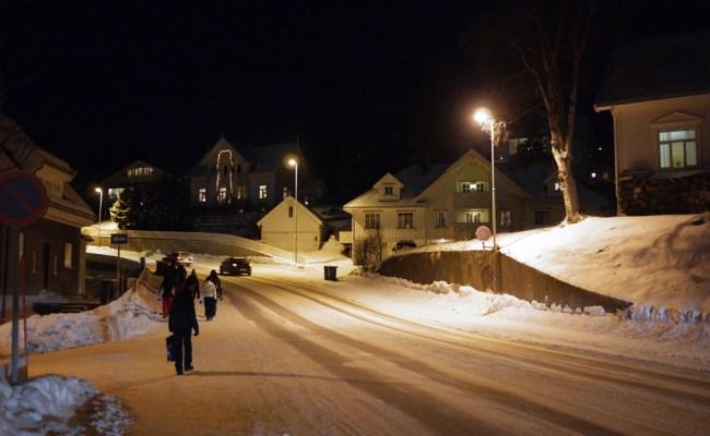 Hunting The Northern Lights In Tromsø Norway Nic Freeman