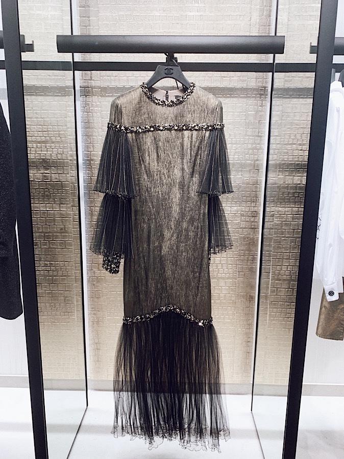 Chanel dress, bergdorf goodmans, classism, Nida Chowdhry, New York City, Manhattan, class differences