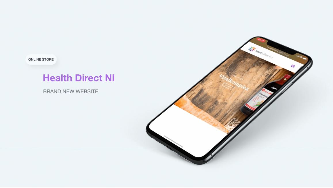 Northern Ireland Web Design