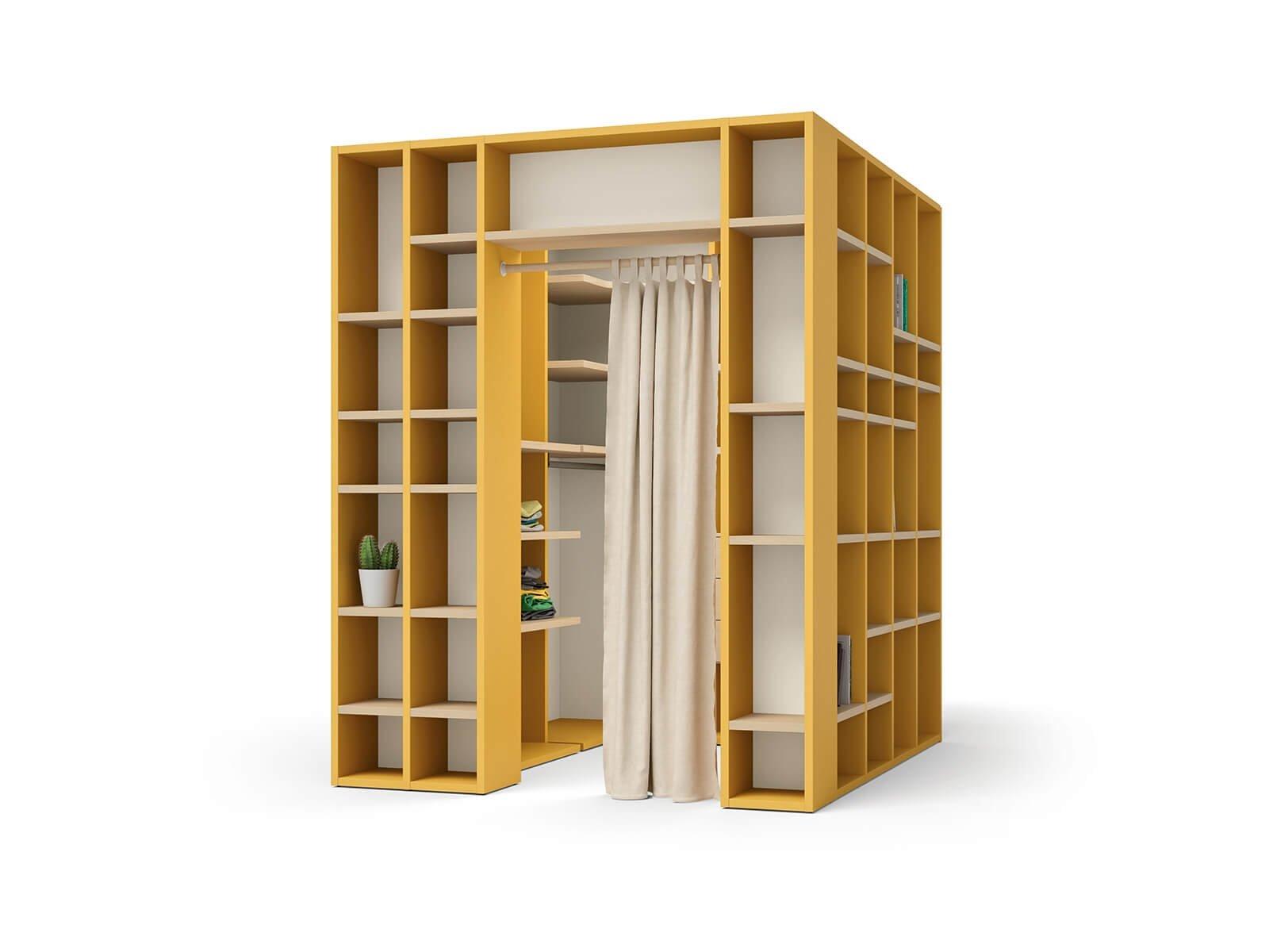 Libreria Holly per camerette per bambini  Nidi