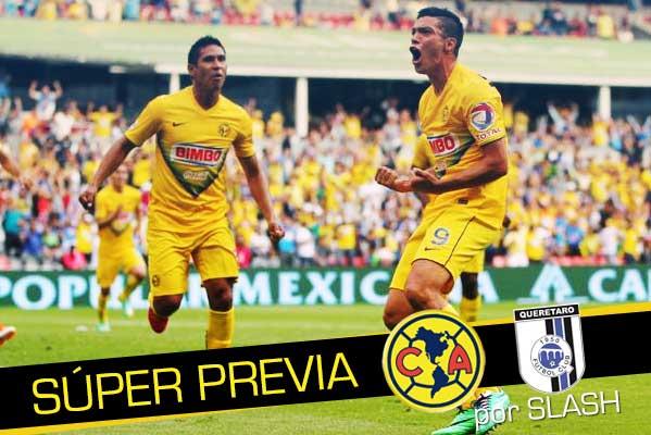 Club Amérca Querétaro