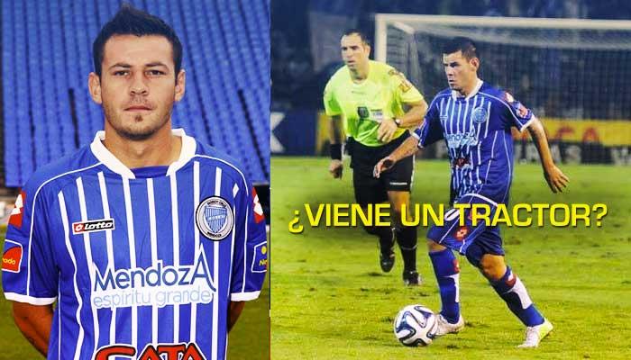 Gonzalo Díaz Club America