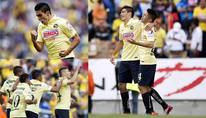 América vs Puebla 2014