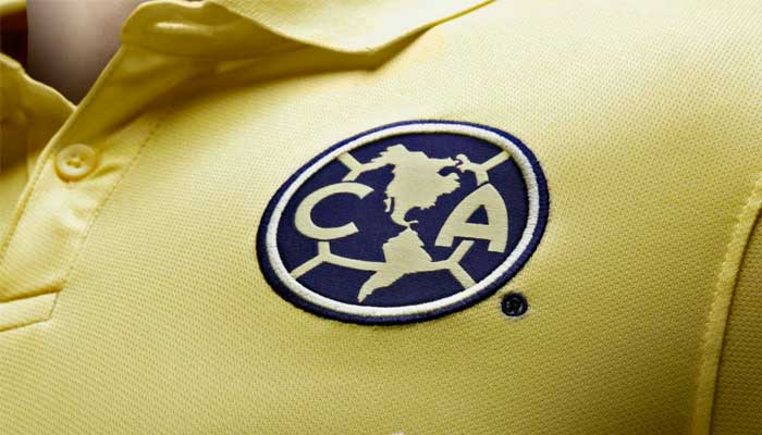 Jersey Club América 2014 2015