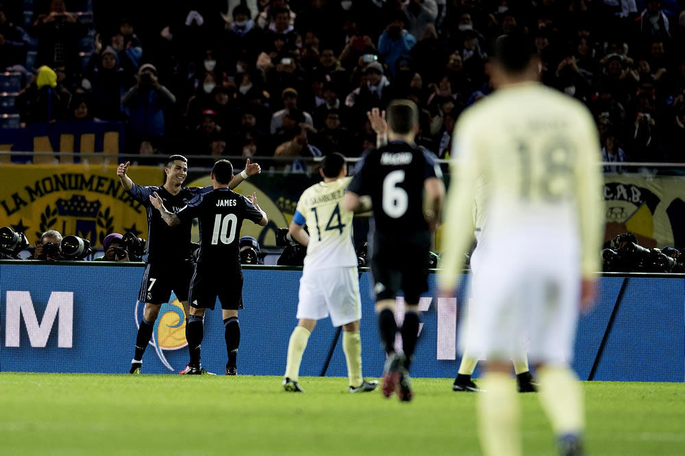 Benzema y Ronaldo terminaron con la ilusión