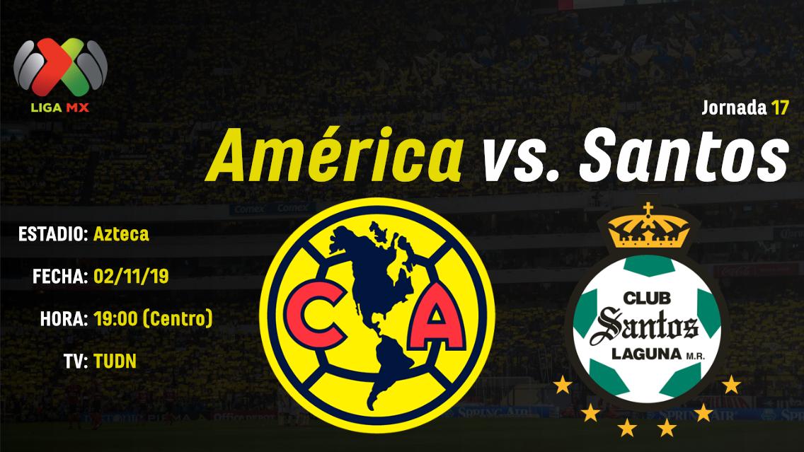 Portada_Previo_Apertura_2019_Club_america_Santos