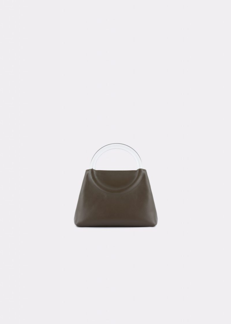NIDO-Bolla_Micro-bag-Green_front view