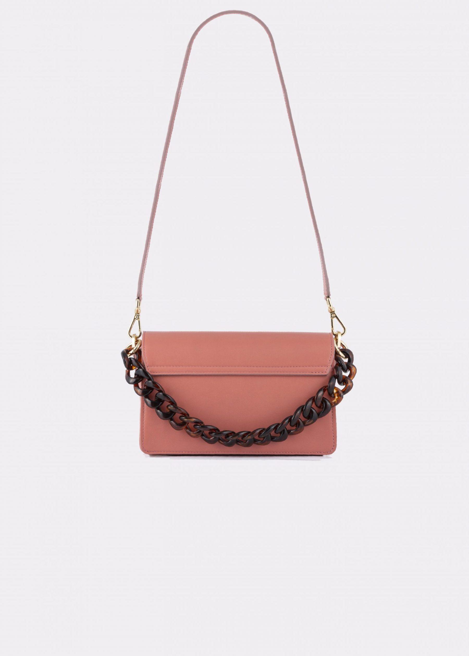 NIDO Cuore Mini bag Blush back view