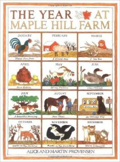 The Year at Maplehill Farm