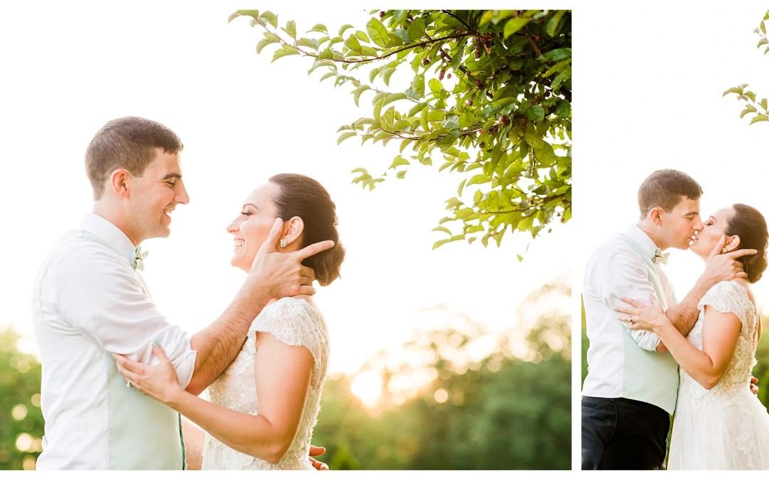 Jen & Cory's Summer wedding // Upstate, NY