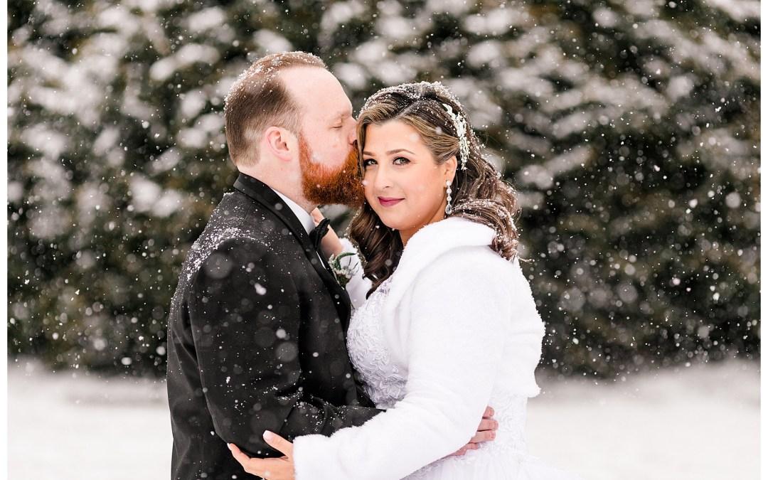 A Winter Wedding in New York